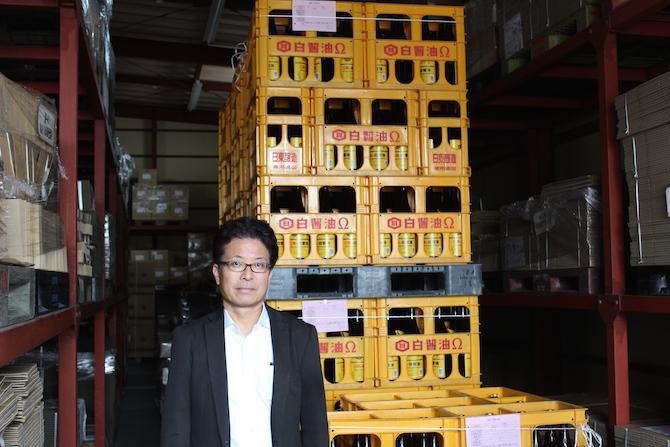 日東醸造社長 使用
